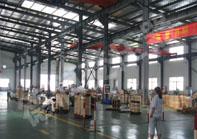 生产中的威海scb10干式变压器