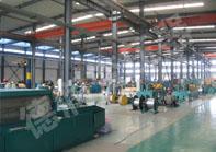 威海s11油浸式变压器生产线